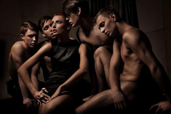 Orgías con escort de lujo